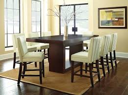 counter height table with chairs dallas designer furniture antonio counter height table set with