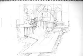 get ready set go scenic designer mckay coble u0027s first sketches