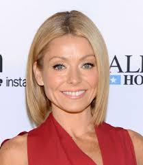 kelly ripa hair 2015 watch kelly ripa recount the time she smelled madonna time