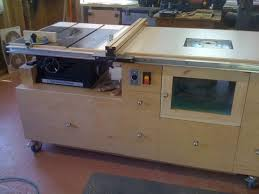 table saw station plans table saw router table extension plans latest planning the makeover