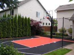 backyard basketball court flooring portable basketball court sports flooring portable basketball