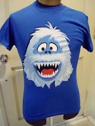 bumble abominable snow monster kids costume