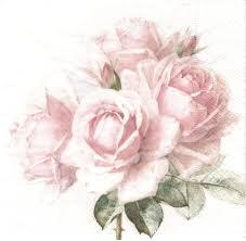 serviette en papier vintage 2 serviettes papier roses vintage passioncreationcollection