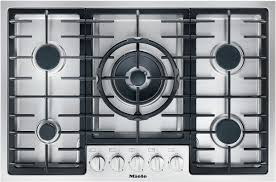 Miele Cooktop Parts Miele Cooktops And Combisets Km 2334 Gas Cooktop