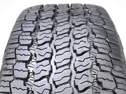 Goodyear Wrangler Off Road Tires Used Goodyear Wrangler All Terrain Adventure With Kevlar 265