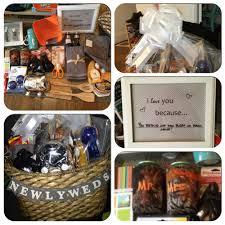 diy personalized newlywed housewarming gift basket gift ideas