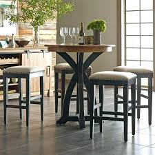 Barrel Bistro Table Bistro Table And Stools High Top Pub Table And Stools 833team