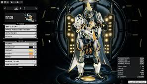 show your inaros color scheme here fan zone warframe forums