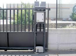 puertas de cocheras automaticas como poner un motor a puerta autom磧tica de garaje corredera