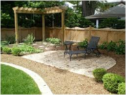 backyards stupendous free simple backyard designs best images