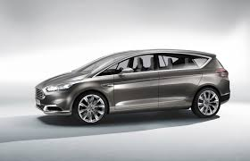 renault samsung sm7 ford s max concept offers sharp design and advanced technologies