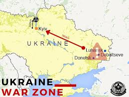 Map Of Ukraine And Crimea How Safe Is It To Travel To Ukraine These Days Chernobylwel Com