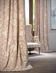 Cotton Curtains And Drapes Buy Marlow Embroidered Cotton Crewel Curtain U0026 Drapes