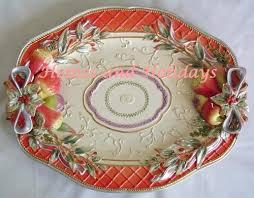 fitz floyd enchanted serving platter fitz