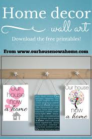 home decor family signs blog anniversary and giveaway u2022 our house now a home