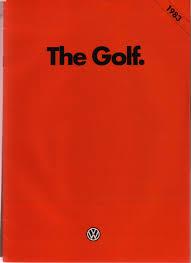 brochures u2013 the mk1 golf owners club