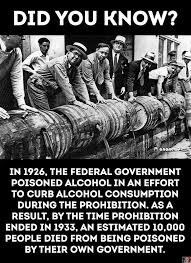 Any Drugs Or Alcohol Meme - fact check did the u s government purposely poison 10 000