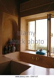 Modern Moroccan Modern Moroccan Bathroom A Fan Suggested Yesterday That We Have