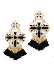 Costume Chandelier Earrings Moroccan Tile Chandelier Earrings By Kate Spade New York