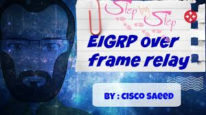 eigrp over frame relay step by step youtube
