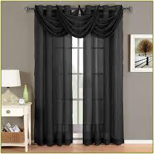 Black Sheer Curtains Black Sheer Curtains Eulanguages Net