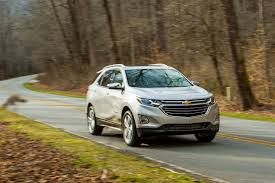 cadillac minivan 2018 chevrolet equinox first drive review automobile magazine