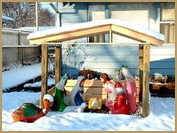 how to build a nativity stable traditions and recipes