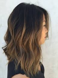 cute shoulder length haircuts longer in front and shorter in back best 25 long angled haircut ideas on pinterest long angled bob