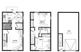 2 Car Garage Apartment Floor Plans 2 Bedroom Apartment Floor Plan Title U003d