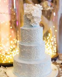 wedding cakes designs 23 festive winter wedding cakes martha stewart weddings