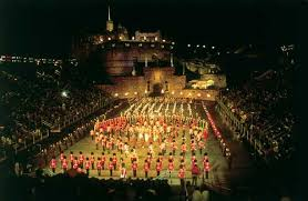 royal edinburgh military tattoo edinburgh lothians scotland