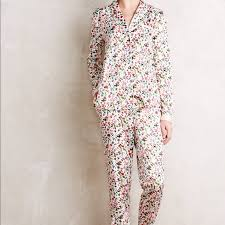 anthropologie eloise sweet dreams pajamas from s closet
