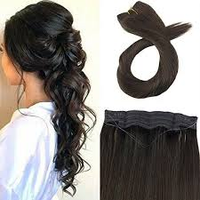 flip in hair moresoo brown flip in hair extensions best quality with pretty