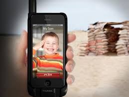 turn android into iphone turn your iphone android into a satellite phone zdnet