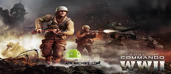 frontline commando d day apk free apk mania frontline commando ww2 v1 0 1 mod apk