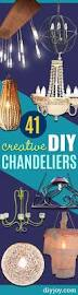 best 25 chandelier ideas ideas only on pinterest kitchen 41 super creative diy chandeliers