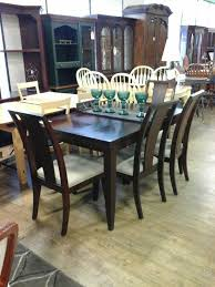 Extendable Dining Table And 4 Chairs F447 Extendable Dining Table W 4 Chairs Furniture In San Jose