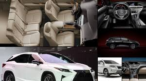 latest lexus suv 2015 lexus rx all years and modifications with reviews msrp ratings