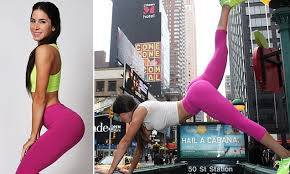 Vanity Fair Jen Selter This U0027belfie U0027 Gives You Every Inspiration To Hit The Gym