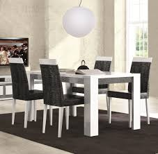 home design 81 glamorous white modern dining chairss