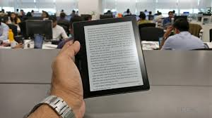 Seeking Kindle Kindle Oasis Review Wonderful E Reader But At A