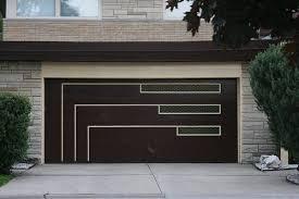 Garage Door Designs Modern Garage Door Designs Home Decor Interior Exterior
