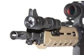 ar 15 light mount 1 light mount n slot