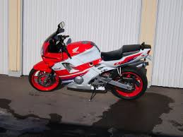 photos od red and white 1991 cbr 600f2 1992 honda cbr600f2