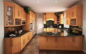Kitchen Remodeling Cabinets SHAKER NATURAL KITCHEN CABINET SAMPLE - Natural kitchen cabinets