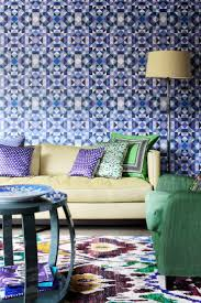 interior wallpapers for home the 16 most colorful home wallpapers mostbeautifulthings