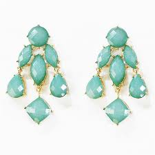chandelier earings chandelier earrings mint drop earrings with dangle