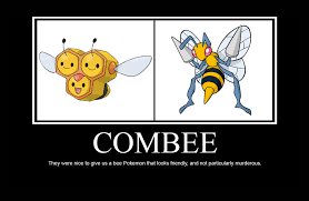 Pokemon Memes - combee pokemon meme by greenmachine987 on deviantart