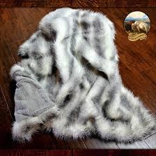 Fox Fur Blanket Rac Fur Blanket 7 500 Photo Blanket