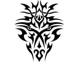small tribal tattoos free designs penciled tribal cross tattoo